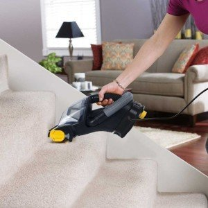 15. Vacuum for Stairs